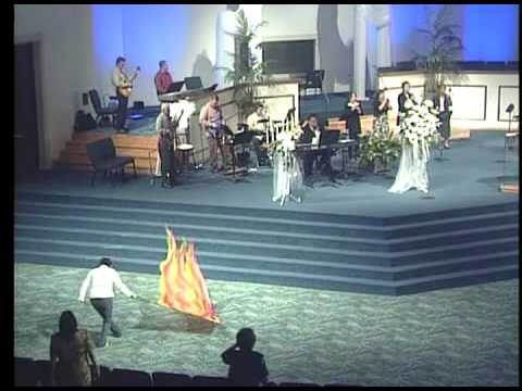 "TRINITY WORSHIP CENTER, PHARR TX.  "" VIDEO V """