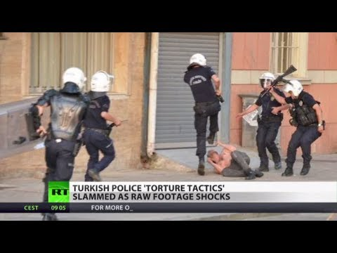 'I thought I'd die': Turkish police brutality shocks & enrages protesters