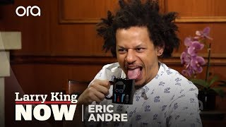 If You Only Knew: Eric Andre | Larry King Now | Ora.TV
