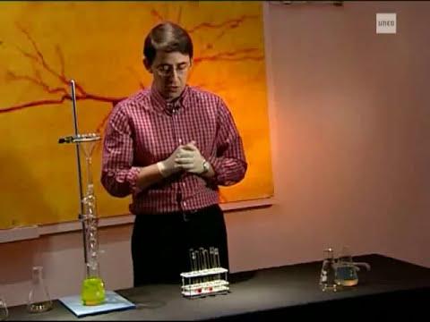 UNED - Ciencia en Acción XXV - Reacciones de quimioluminiscencia.
