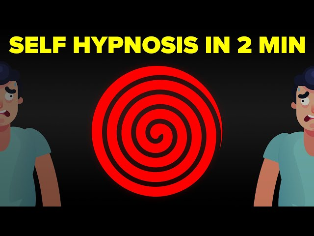 How To Hypnotize Yourself in 2 Minutes
