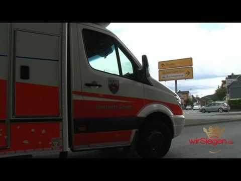 Buschhütten: Zwei Verletzte nach Verkehrsunfall