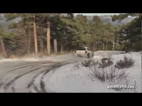 Tests/Essais Polo R WRC Monté-Carlo 2013 Ogier/Latvala [HD]