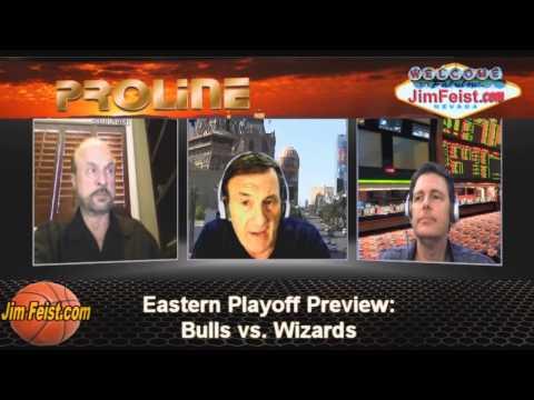 2014 NBA Playoff Preview: Chicago Bulls vs. Washington Wizards, April 19, 2014