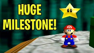 A Historic Super Mario 64 Speedrun Just Happened!
