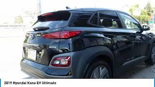 2019 Hyundai Kona EV Garden Grove CA 19G31853