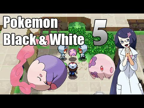 Pokémon Black & White - Episode 5