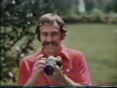 Canon AE-1 Camera Commercial 1979
