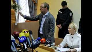 Ukraine news Tymoshenko arrested