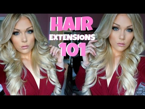 Hair Extensions 101   Bellami Hair Review + More