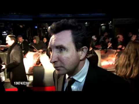 Eddie Marsan at War Horse UK Premiere