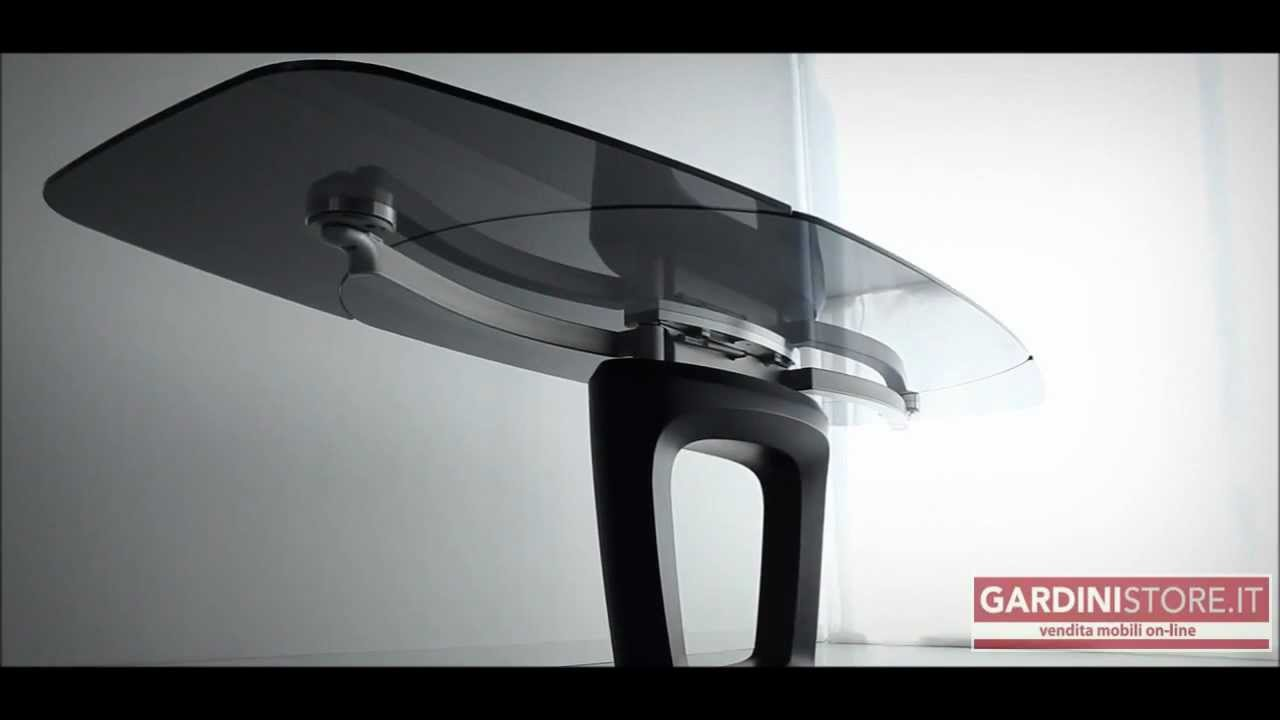 Tavolo orbital calligaris gardinistore youtube for Tavolo allungabile calligaris prezzo