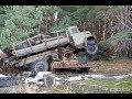 Что скрывают леса нашей Родины Заброшенная военная техника УРАЛЫ и БТРы mp3
