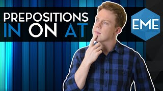 Know Which Is Correct? - Prepositions of Time (In, On, At) | EASY ENGLISH VOCABULARY