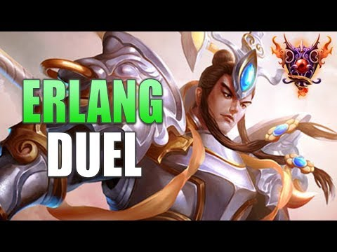 SMITE Masters Ranked Duel | Erlang Shen Play-by-Play!