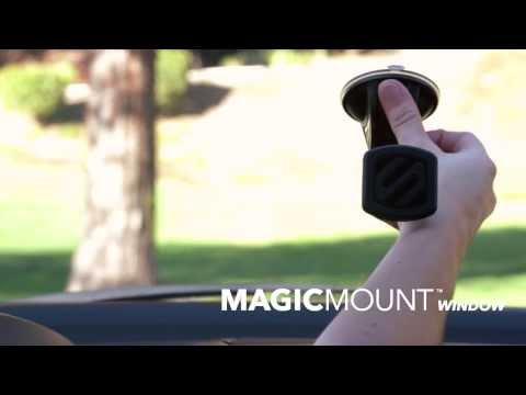 How to Install magicMOUNT - Scosche