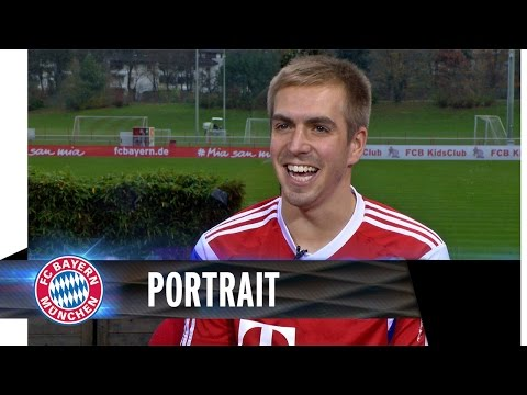 Philipp Lahm Portrait