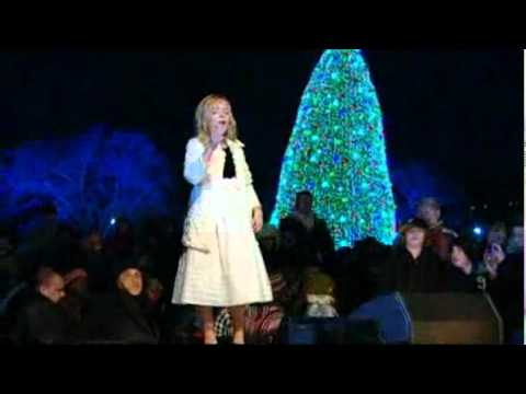 Jackie Evancho  O Holy Night National Tree Lighting video