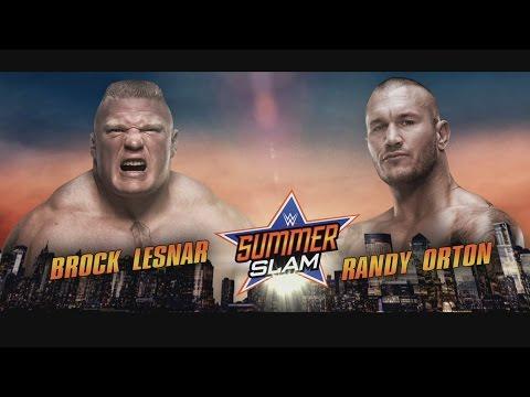 Brock Lesnar's opponent for SummerSlam revealed: SmackDown, July 7, 2016