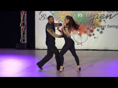 PBZC 2017 Mathilde and Alex in Performance ~ video by Zouk Soul