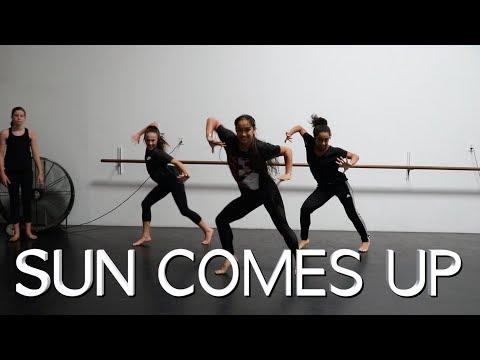 Sun Comes Up - Rudimental feat James Arthur | Brian Friedman Choreography | Elevation