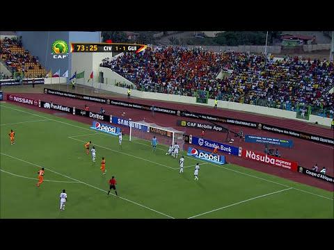 Côte d'Ivoire - Guinea | CAN Orange 2015 | 20.01.2015