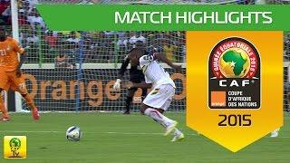 Can 2015 | Poule D - Guinée 1-1 Côte d'Ivoire