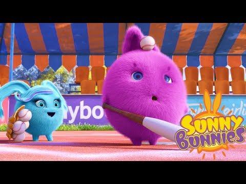 Cartoons for Children | SUNNY BUNNIES BASEBALL GAME | Funny Cartoons For Children