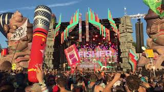 Fisher I M Losing It Live Electric Forest 2018