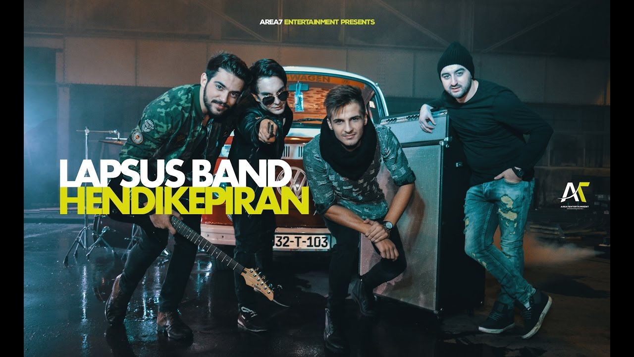 Lapsus Band - Hendikepiran (Official Video 4K)