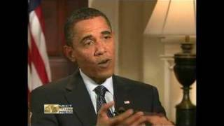 President Obama on Racism