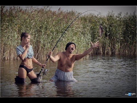 рыбак рыбака видео приколы