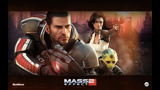 MASS EFFECT 2 #4 Rediff de Live Shepard le Spectre Conciliant [PC]