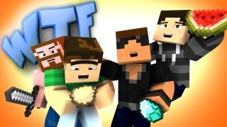 Minecraft WTF!! (Minecraft Machinima) #38