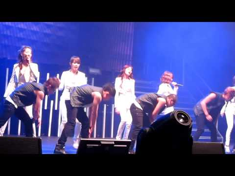 4 Minute- I My Me Mine- United Cube Concert (05 12 2011) video