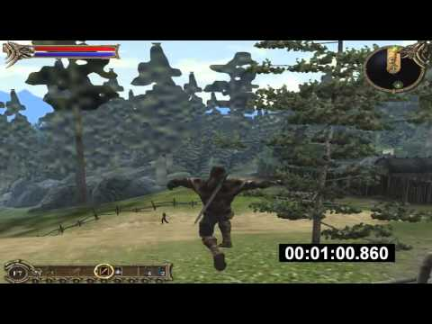 Two Worlds PB 2 Minutes 13 Seconds Any%