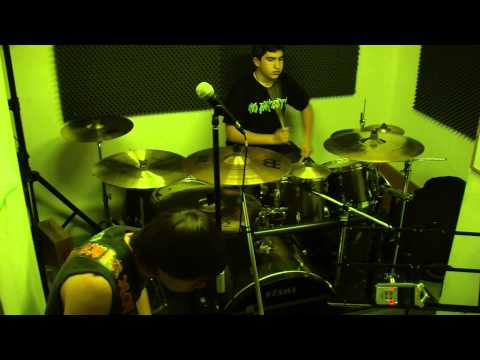 NO AMNESTY - Thrash Attack (Cover Angelus Apatrida)