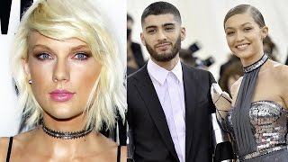 Gigi Hadid Made Taylor Swift & Zayn Malik 50 Shades Darker Duet
