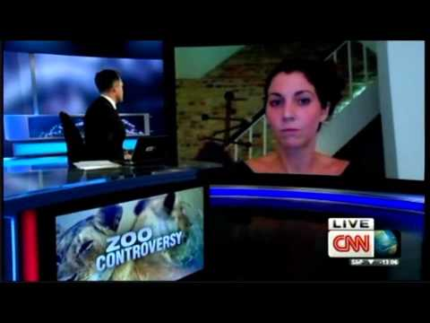 OASA on CNN News - Copenhagen ZOO killing lions