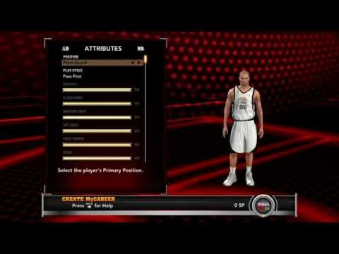 How To Use My Updated NBA 2K15 Trainer With Max My Player Skills
