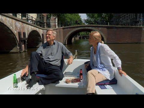 Amsterdam, Netherlands: Cruising the Jordaan District's Canals