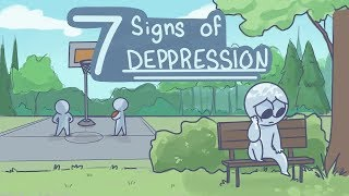 7 Signs Of Depression