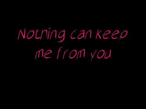 when ther was me and you lyrics: