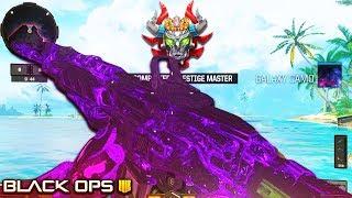 (LEVEL 106) NEW BLACK MARKET UPDATE ! WORLD'S FIRST PRESTIGE MASTER! Black Ops 4 Live Gameplay