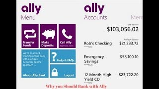 Here's why you should do business with Ally Bank