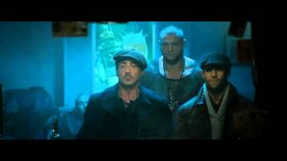 The Expendables 2 Pub Scene ( Bar Sahnesi )