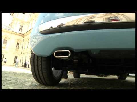 Il sound del nuovo Fiat TwinAir