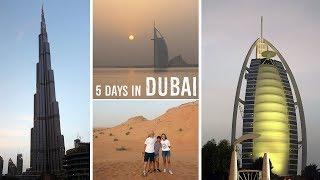 Dubai Holiday Trip - July 2017 - Dubai reis 2017