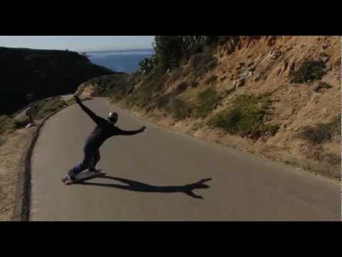 "Playing Skateboards - ""My Hard Drive Crashed"" [Longboarding]"