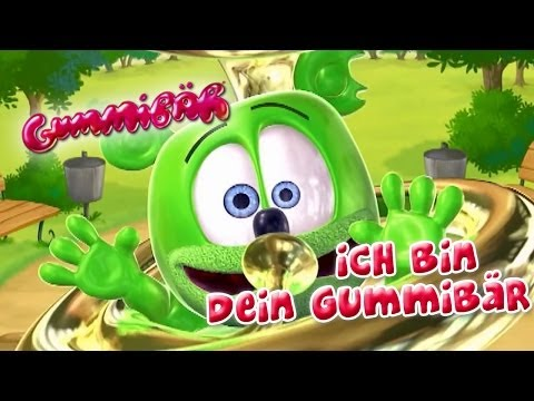 The Gummy Bear Song - Long German Version - Gummibär video